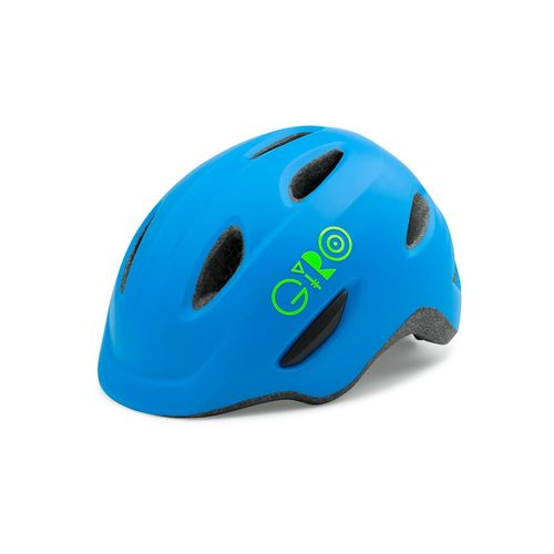 GIRO SCAMP MATTE BLUE/LIME S 49-53